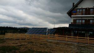 30 kWp Off grid - Horezu