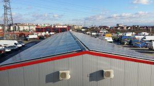 160 kWp - Oradea